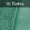 Cool Wool Tuerkis