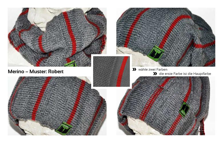 Muster Robert Merino schlamuetz