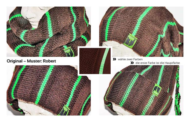 Muster Robert Original schlamuetz